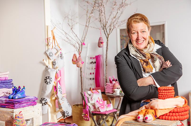 Sjaal met Verhaal - Inge Hoogesteger