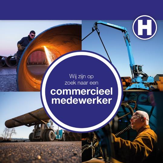 Herstaco vacature commercieel medewerker