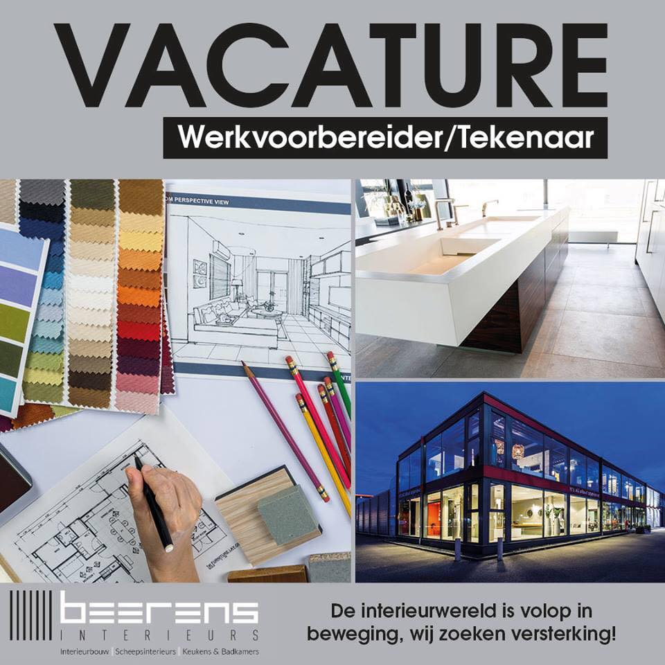 Beautiful Interieur Tekenaar Vacature Pictures - Trend Ideas 2018 ...