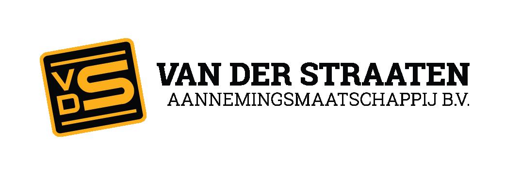 Logo Van der Straaten aannemingsmaatschappij