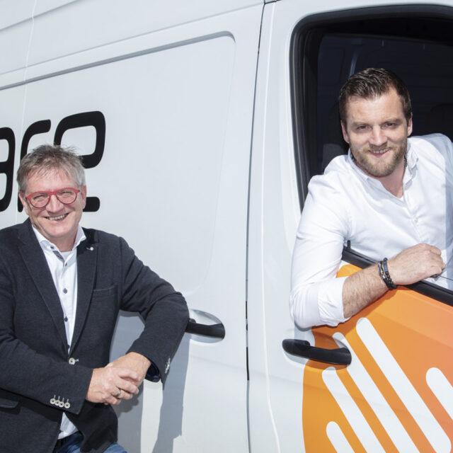Wim Jalink en Bart Jalink